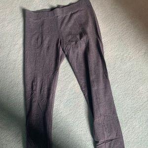 NWOT Loft grey leggings!